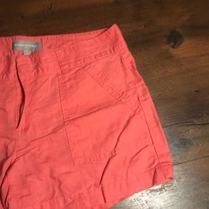 Banana Republic Shorts - Banana Republic Peachy Pink Shorts